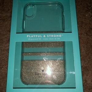 Like new Kate spade phone case for iPhone Xr